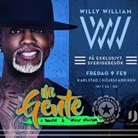 Willy William - MI GENTE (Exklusivt Sverigebesk)