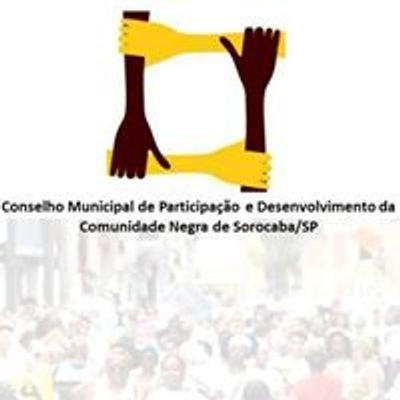 Conselho de Participação e Desenvolvimento da Comunidade Negra de Sorocaba/