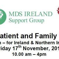 MDS Patient and Family Forum for Ireland &amp Northern Ireland