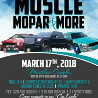 March Madness Muscle Mopar and More