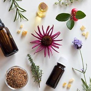 Komponera en personlig doft med essential oils