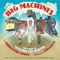 John Rocco &amp Sherri Duskey Rinker &quotBig Machines&quot
