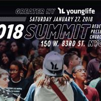 Young Life Brooklyn Goes to the Summit