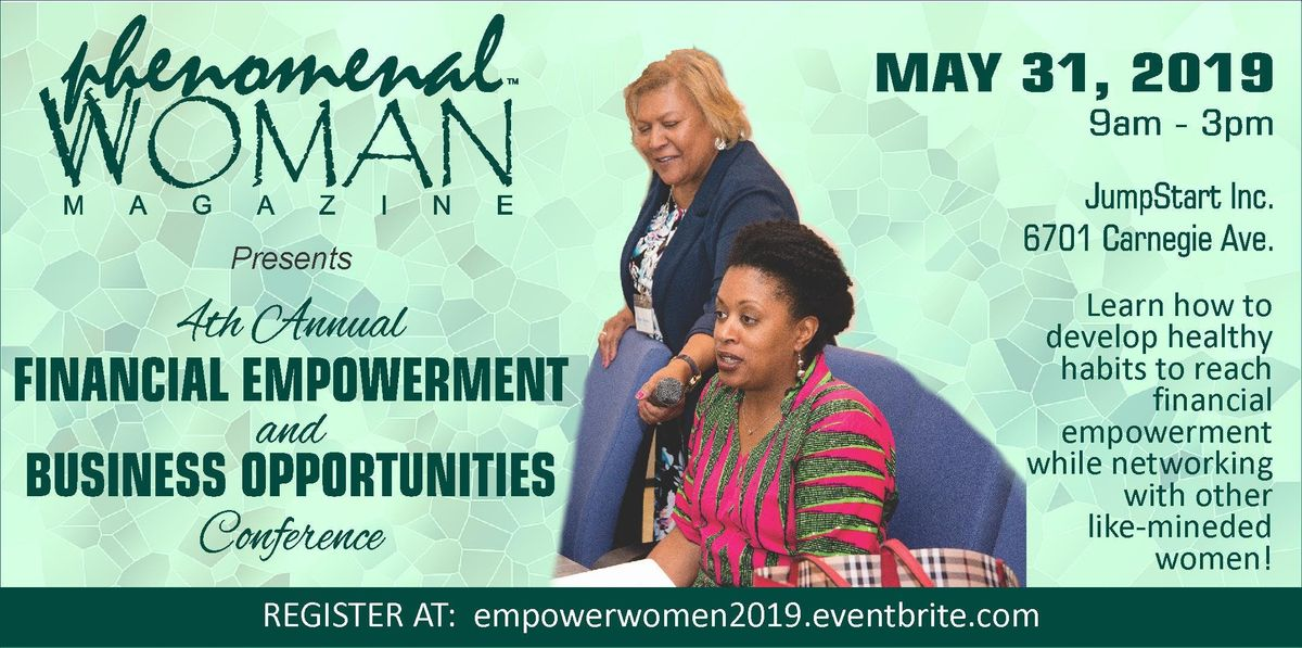 4th Annual Financial Empowerment & Business Opportunities Conference