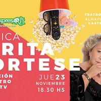 Clnica Teatral con Rita Cortese