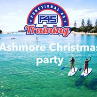 F45 Ashmore Chrissy party