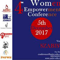 4th International conference on Women Empowerment