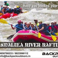 Kundalika River Rafting B Saturday