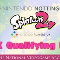 Splatoon 2 NPUK Qualifying Event