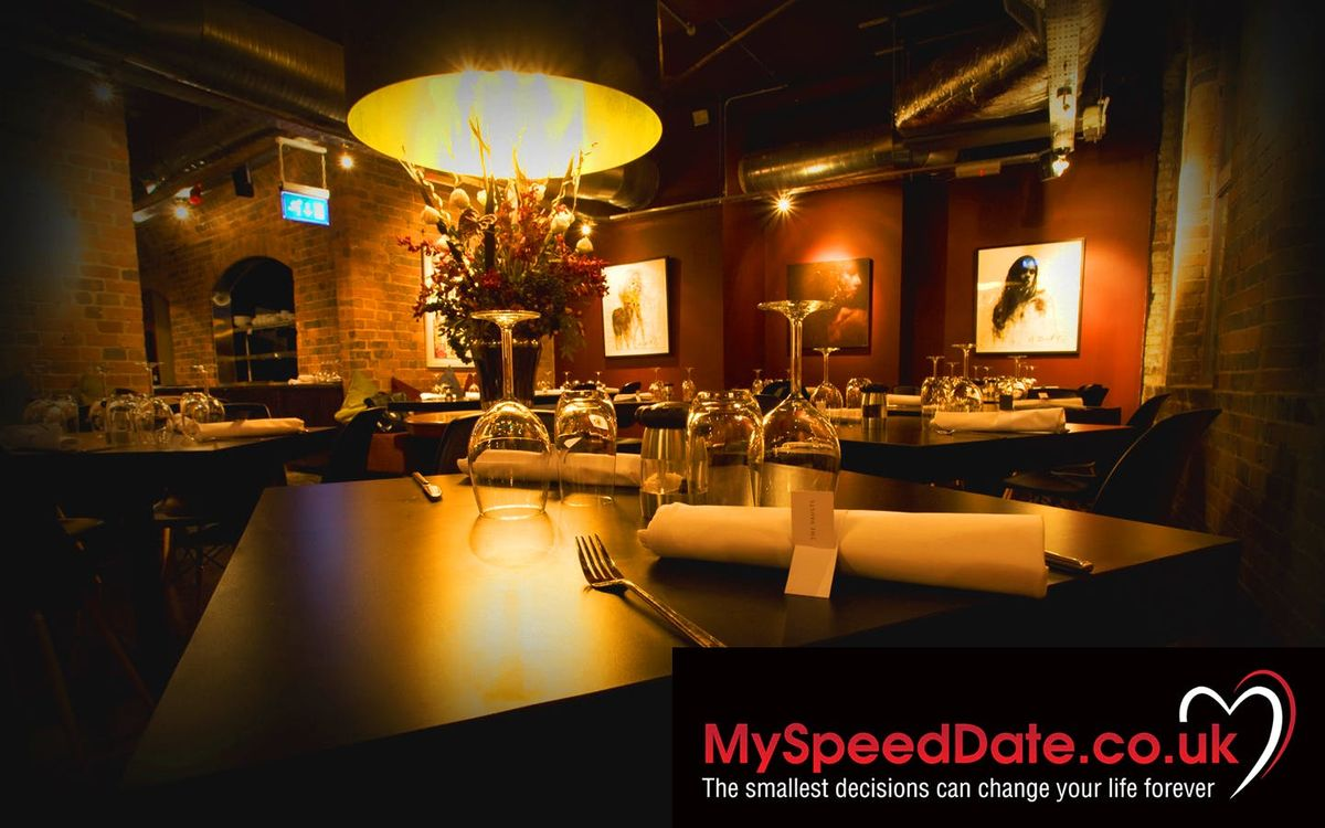 Speed dating bristol petak