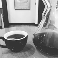 Hands on pour over class. Class is free.