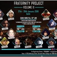 Fraternity Project Vol.ll