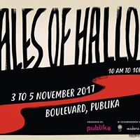 The Tales of Halloween