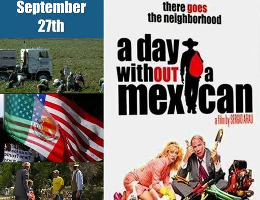 free movie a day without a mexican