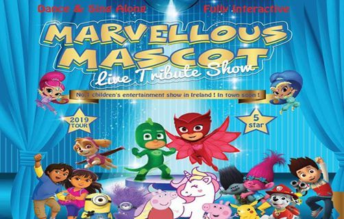 Marvellous Mascot Show-Castlebar