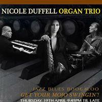 Paulaner Jazz Club Ft. Nicole Duffel Organ Trio