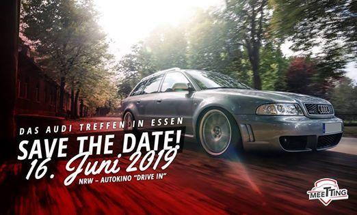 MeeTTing  Das Audi Treffen in Essen