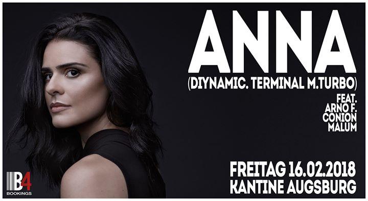 ANNA (Dynamic  Terminal M.Turbo) I Kantine Augsburg