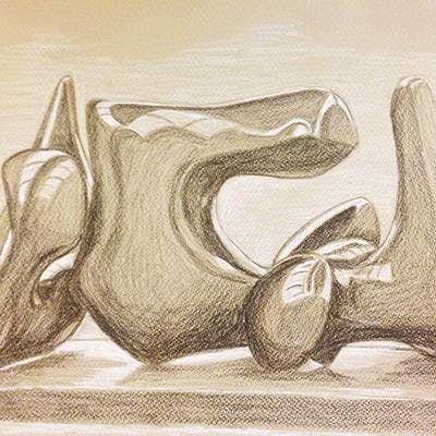The Fundamentals of Drawing Part 2 at Tate Britain