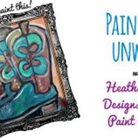 Paint and Unwind at The Banque