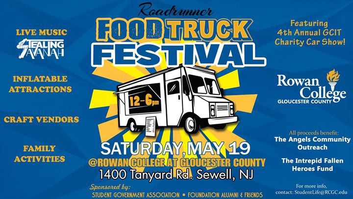 Roadrunner Food Truck Festival & GCITs Annual Charity Auto Show