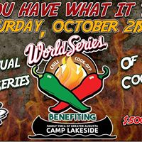 3rd Annual World Series Of Chili Cook Off