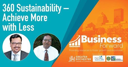 360 Sustainability Achieve More with Less