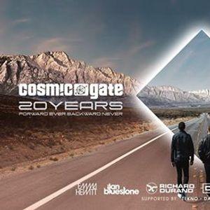 AWAKE pres. Cosmic Gate 20 Years
