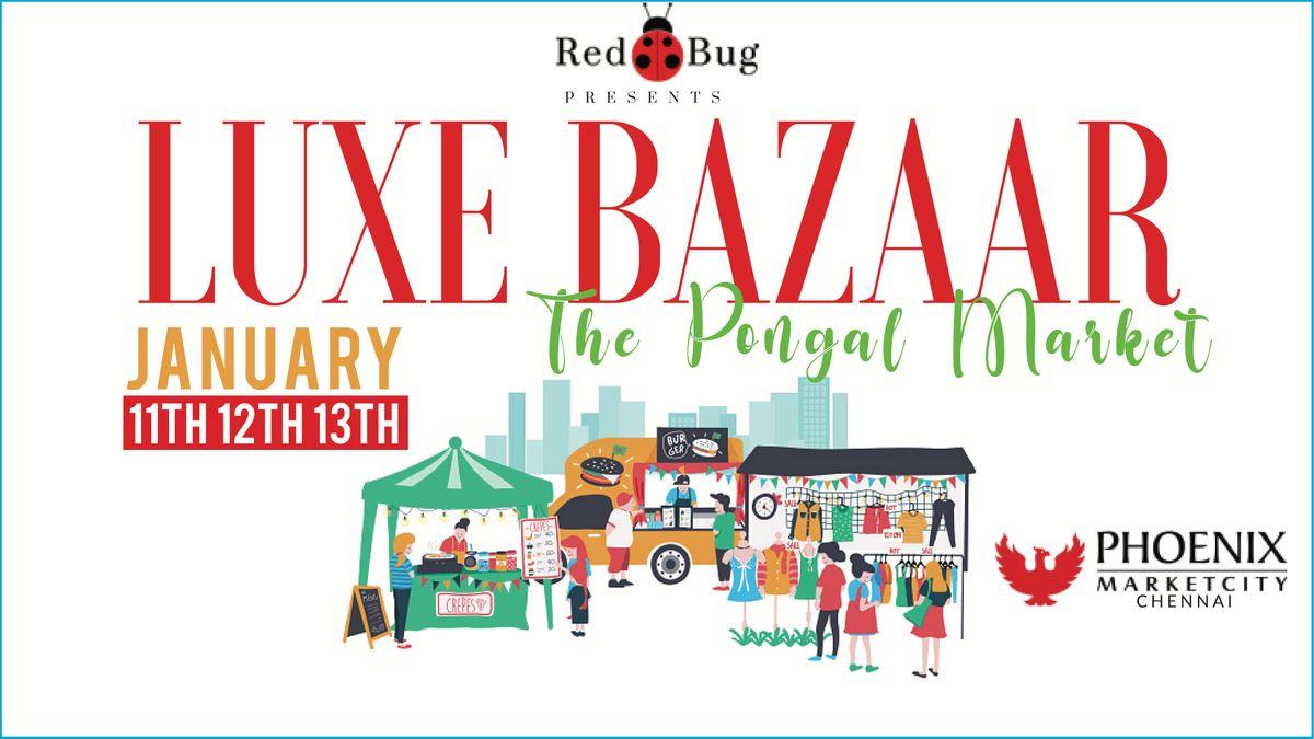 Luxe Bazaar - The Pongal Market