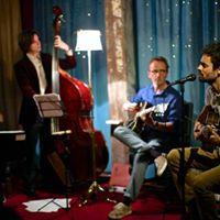 Kamao Quartet Gypsy Jazz at Jamboree