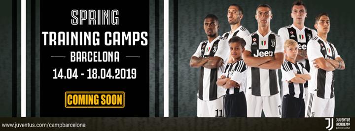 Juventus Camps Barcelona