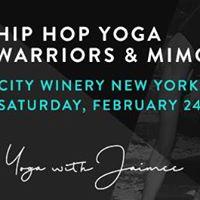 SOLD OUT New York Hip Hop Yoga Warriors &amp Mimosas