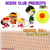 Acers Orange Ball Tennis Tournament