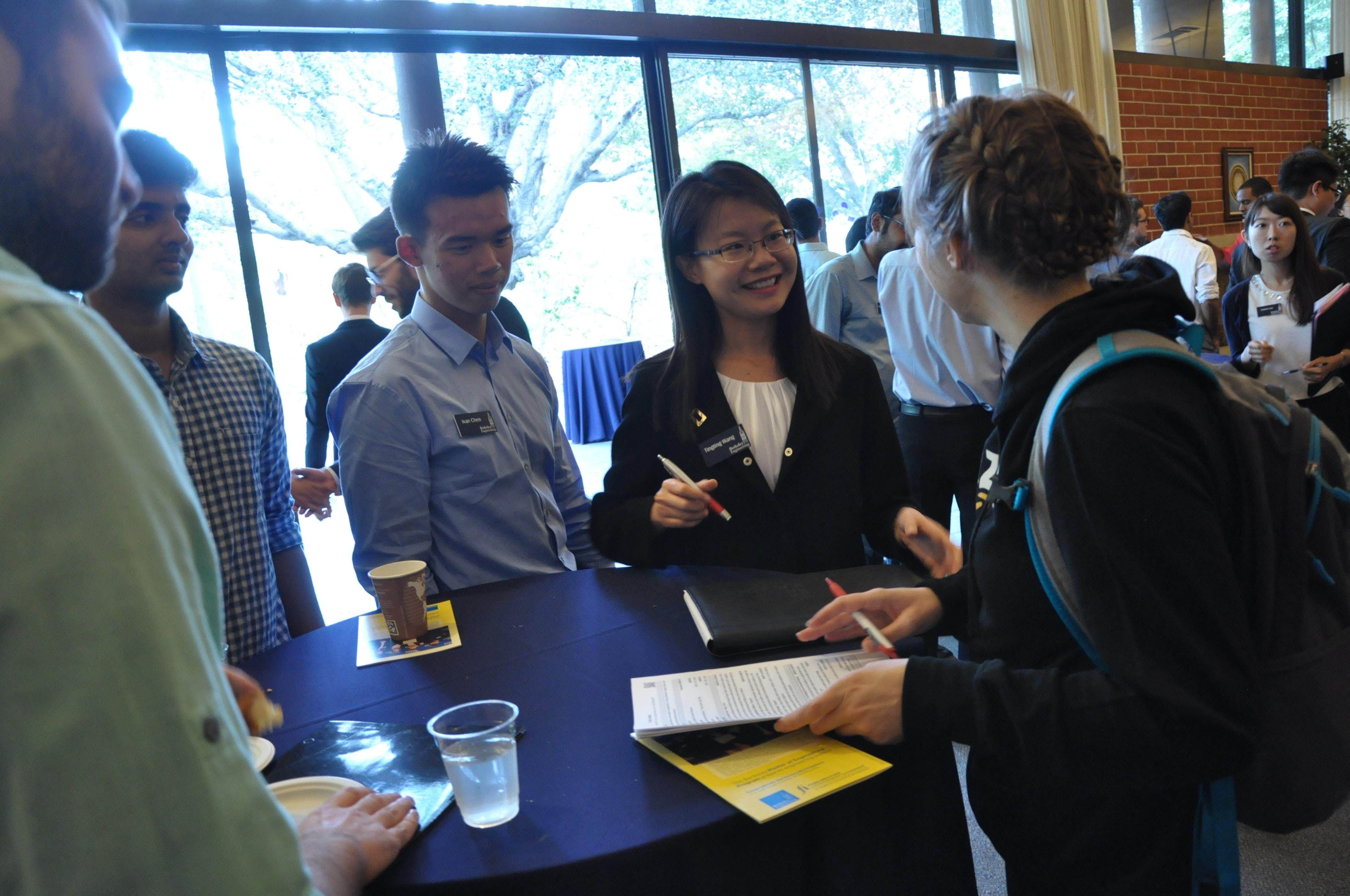 UCB Employer Breakfast - A STEM Career Fair Event