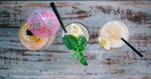 Spring Cocktail Workshop