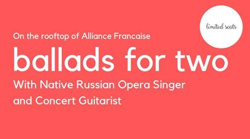 Ballads for Two  Russian French & Spanish Tales