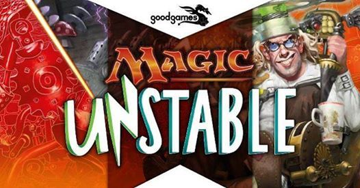 Unstable Draft at Good Games Albury! | Albury