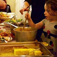 Family Dinner at Autre Monde