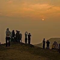 Trek to Kalsubai Peak of Maharashtra on 14th 15th October 2017