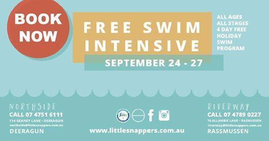 Free Swim Intensive