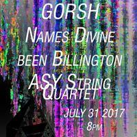 GORSH Names Divine been Billington ASY S.Q.