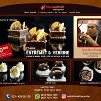 Baking Demo Entremet &amp Verrine