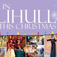 Christmas Activities In Solihull
