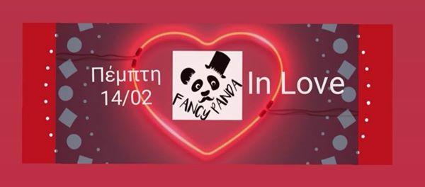 Fancy PandaLIVE & In LOVE  1402 BrasDeFrres