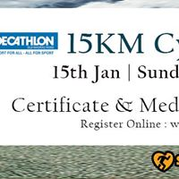 15KM Cycling Event - OMR
