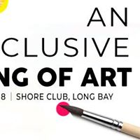 An Exclusive Evening of Art