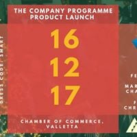 The Company Programme Product Launch &amp Charity Auction