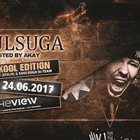 24.Juni x Soulsuga Oldskool editon x Rooftop Area x View