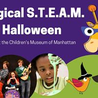 Magical STEAM Halloween