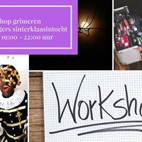 Grime workshop intocht 2017 Reeshof